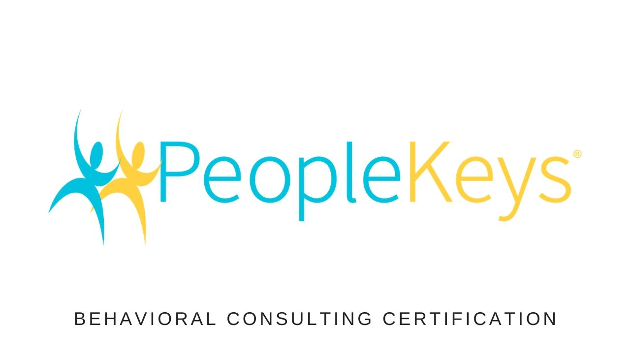 PeopleKeys Certified Behavioral Analysis Certification